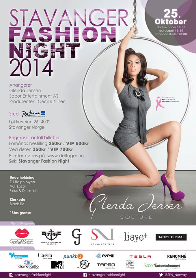 STAVANGER FASHION NIGHT 25.OKT 2014