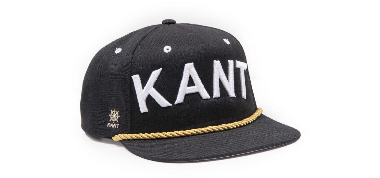 KANT® 3D BRODERT CAP